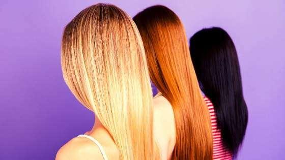 βαμμένα μαλλιά κερατίνη