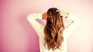 μαλλιά χωρίς πιτυρίδα