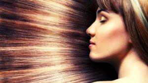 λαμπερά μαλλιά χωρίς λιπαρότητα