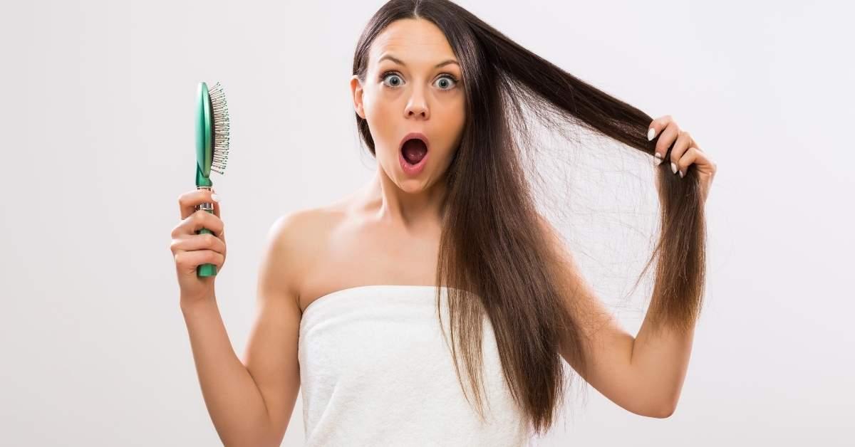 φροντίδα μαλλιών στο σπίτι