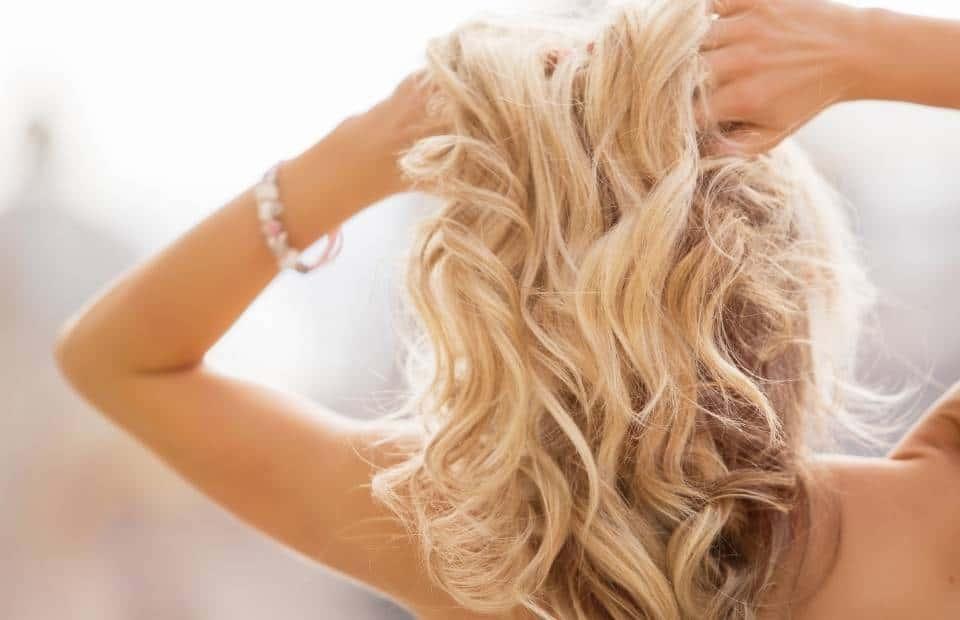 φροντίδα για ξανθά μαλλιά