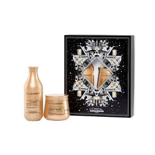 L'Oreal Professionnel Gift Box Absolut Repair Masque 250ml & Shampoo 300ml