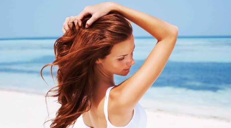 προστασία μαλλιών το καλοκαίρι